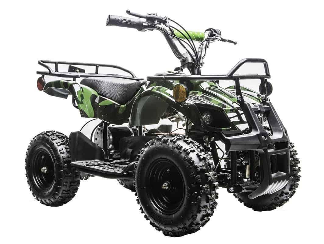 Kids Electric Quad – Rosso Motors eQuad X