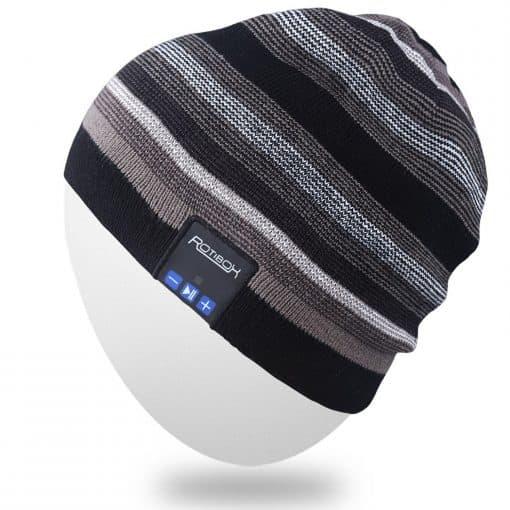 Best Snowboard Headphones - Rotibox Bluetooth Beanie