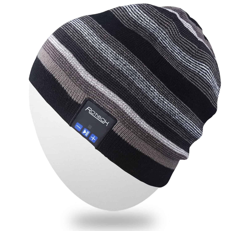 Best Snowboard Headphones – Rotibox Bluetooth Beanie