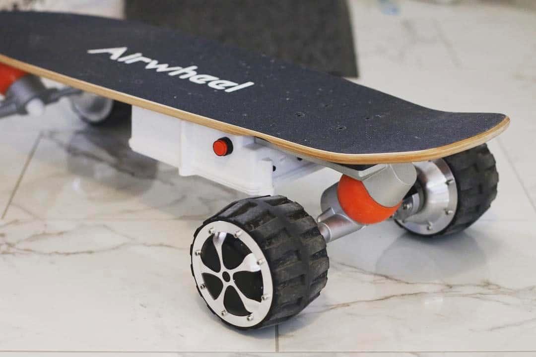 All Terrain Electric Skateboard Airwheel M3 Wild Child