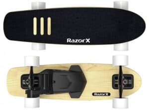 Razor Electric Skateboard - RazorX Cruiser