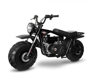 Fast Gas Powered Mini Bike - Monster Moto Classic 212CC