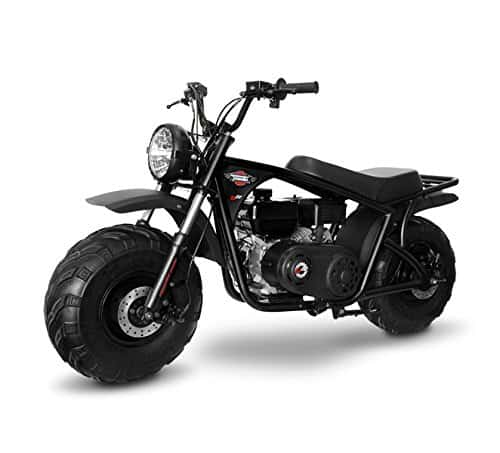 Gas Powered Mini Bike - Monster Moto Classic 212CC