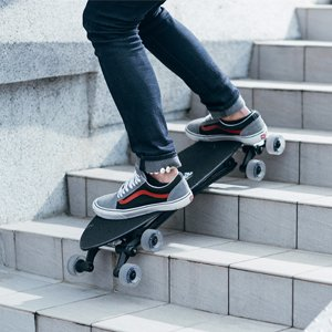 All Terrain Longboard - StairRover