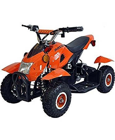Kids Quad - Rosso Motors 500W EQuad