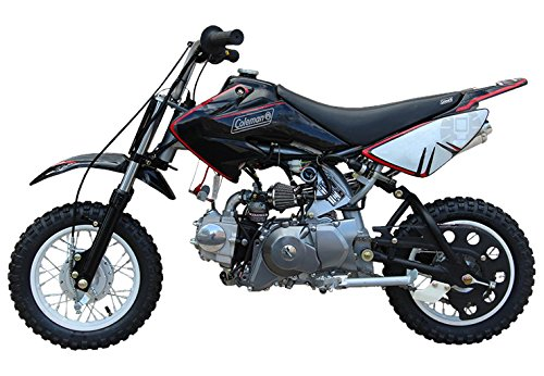 70cc Dirt Bike - Coleman Powersports 70DX