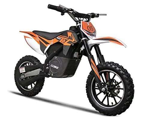 Kids Electric Dirt Bike - MotoTec 24V Electric Dirt Bike