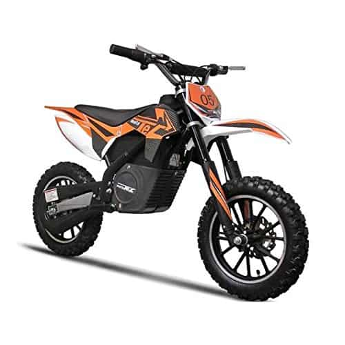 Kids Electric Dirt Bike – MotoTec 24V Electric Dirt Bike