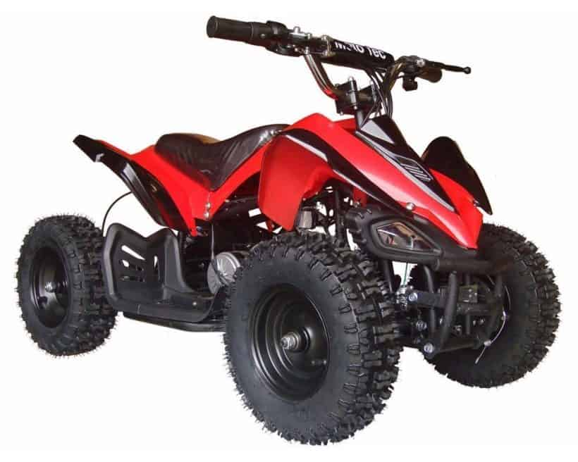 Electric Mini Quad - MotoTec 24V