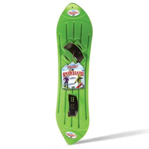 Cheap Plastic Snowboard - Sledsterz Geospace Snowboard