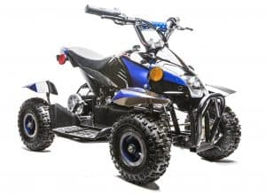 Kids Quad - Rosso Motors 500W eQuad S