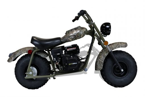 Gas Powered Mini Bike - Massimo MB200