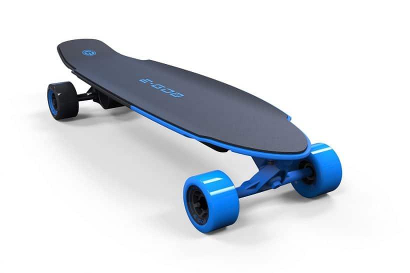 Best Electric Skateboard Under $400 - Yuneec E-GO2
