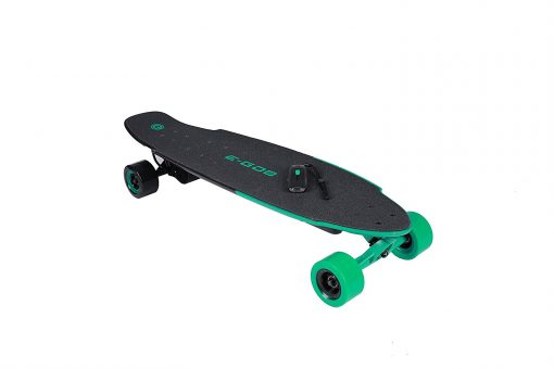 Cool Mint Yuneec E-GO2 Electric Skateboard