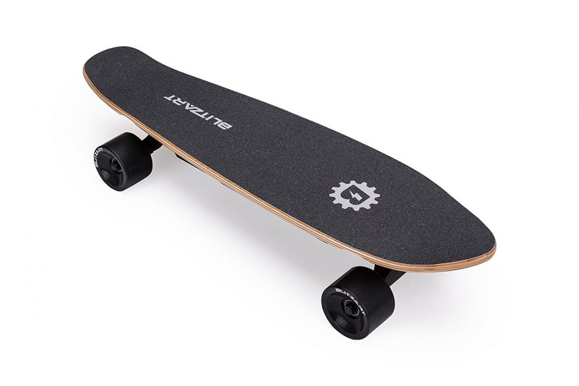 "Blitzart Mini Flash 28"" Electric Skateboard"