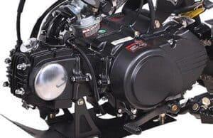 coleman powersports 70 dx engine