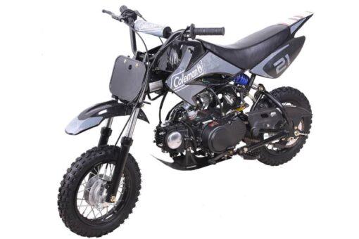 coleman powersports 70dx kids dirt bike