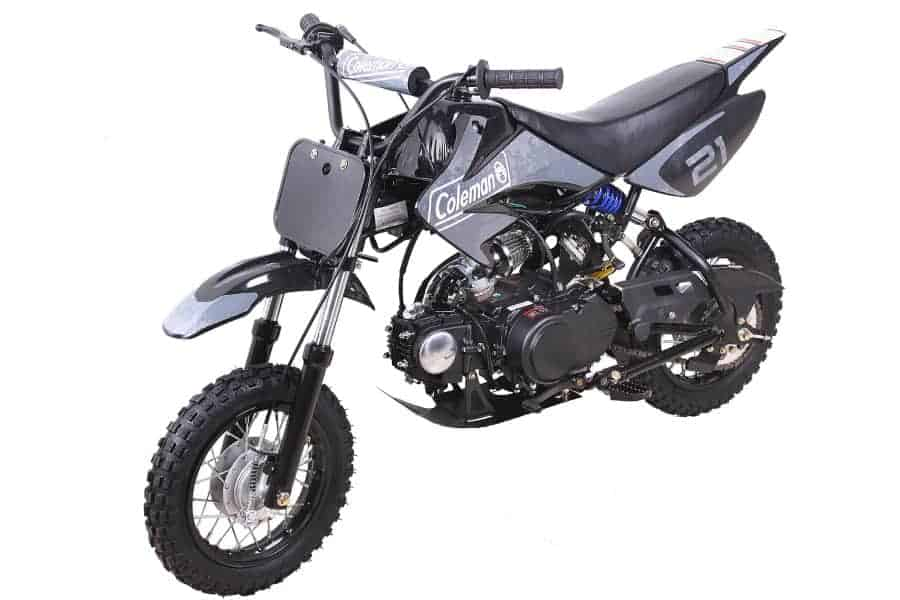 70cc Dirt Bike – Coleman Powersports 70DX