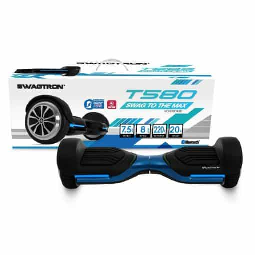 Best Bluetooth Hoverboard - Swagtron T580
