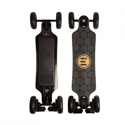 Off Road Electric Skateboard - Evolve Bamboo GTX