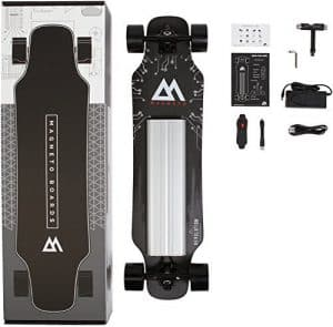 Electric Skateboard - magneto revolution all included