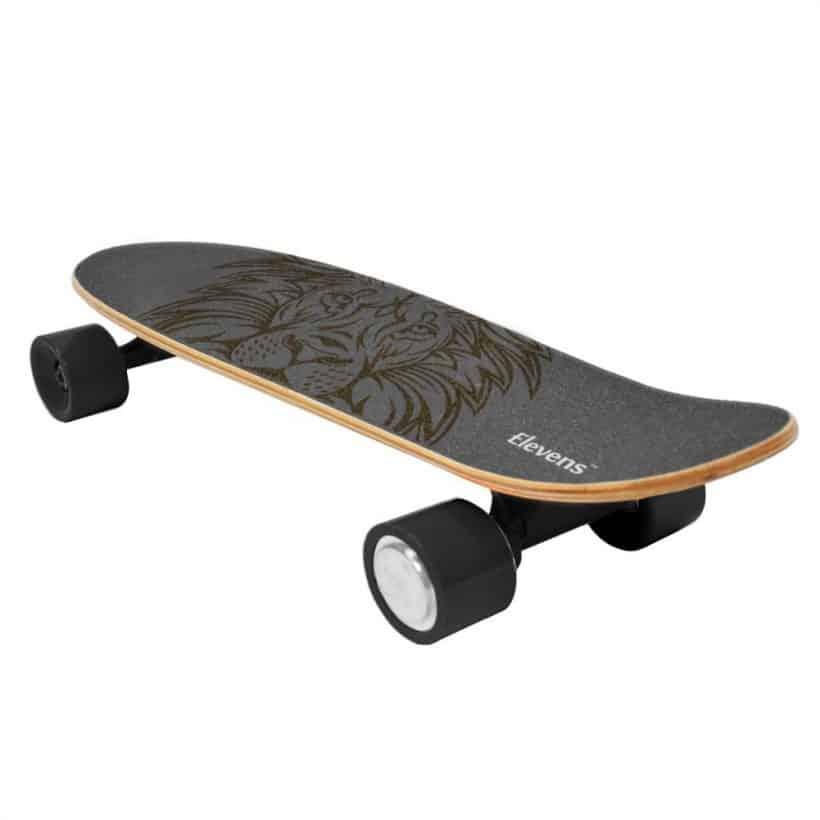 Hands Free Electric Skateboard Wild Child Sports