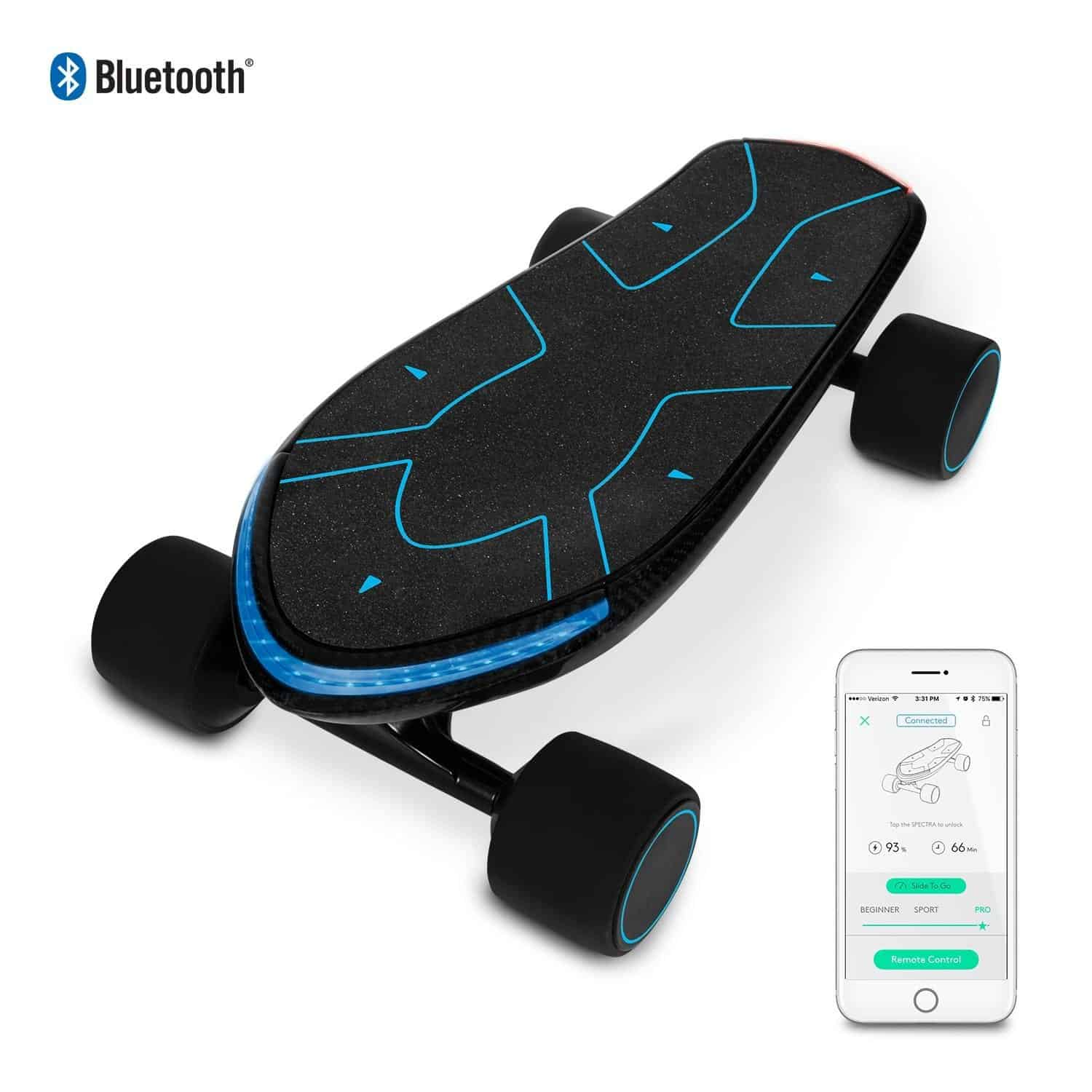 Swagtron Electric Skateboard – Spectra Advanced