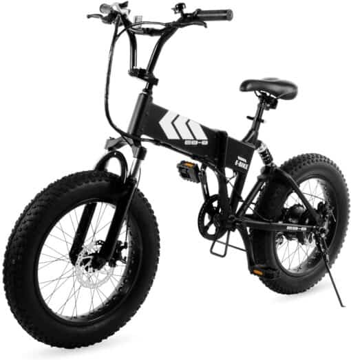 Swagtron Electric Bike - Fat Tire EB-8 Outlaw