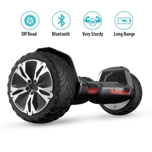 All Terrain Off Road Hoverboard - Gyroor Warrior
