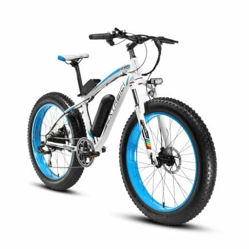 Fat Tire Electric Bike - Cyrusher XF660