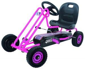Hauck Lightning Pedal Go Kart - Pink