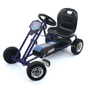 Hauck Lightning Pedal Go Kart - NASCAR Edition