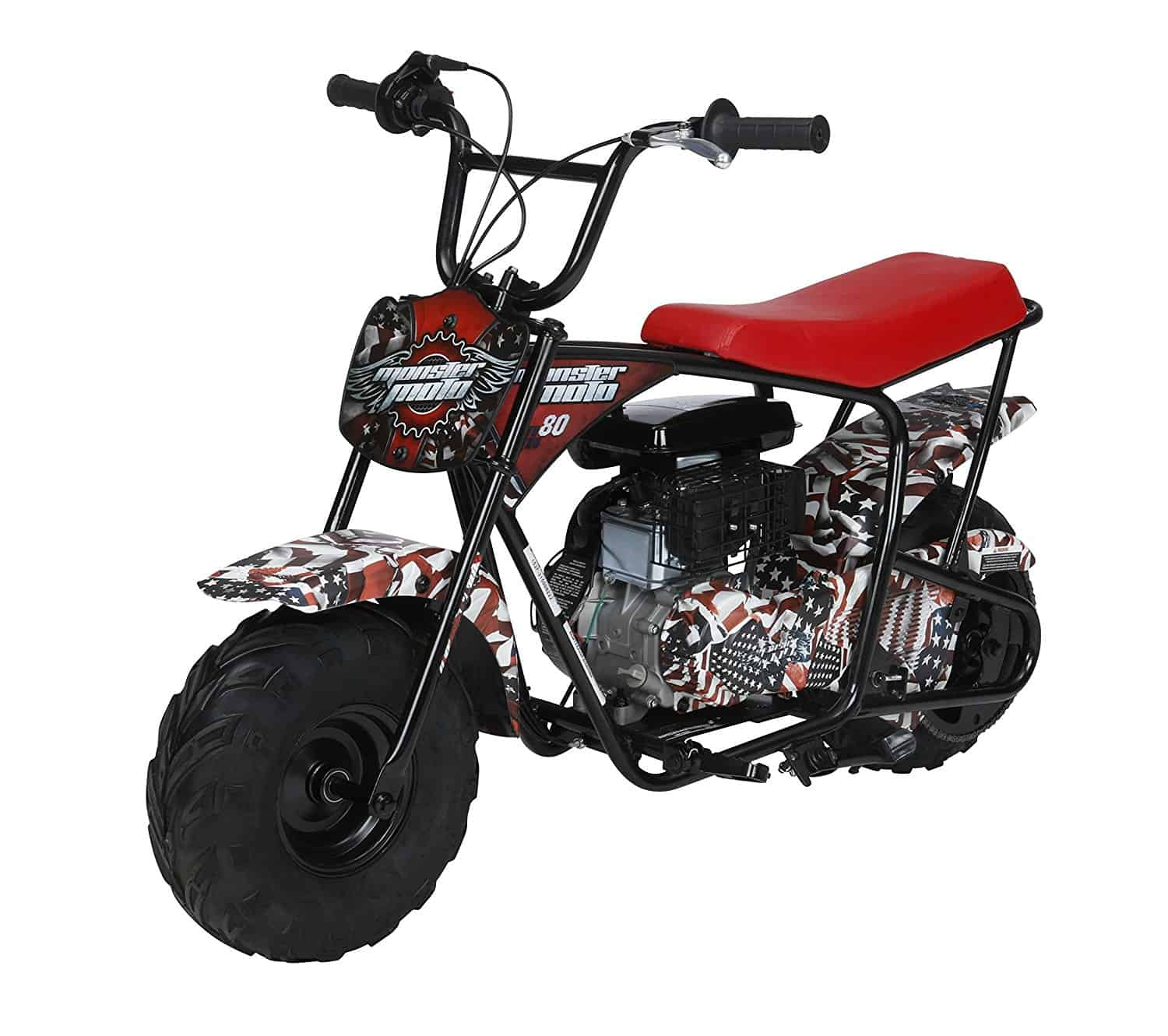 80cc Mini Bike by Monster Motor