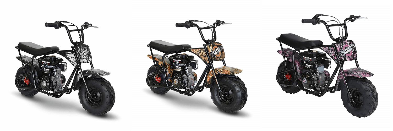 80cc Mini Bike by Monster Motor