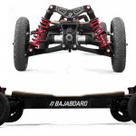Fast Off Road Electric Skateboard - BajaBoard G4X