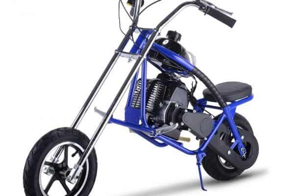 Gas Powered Mini Chopper
