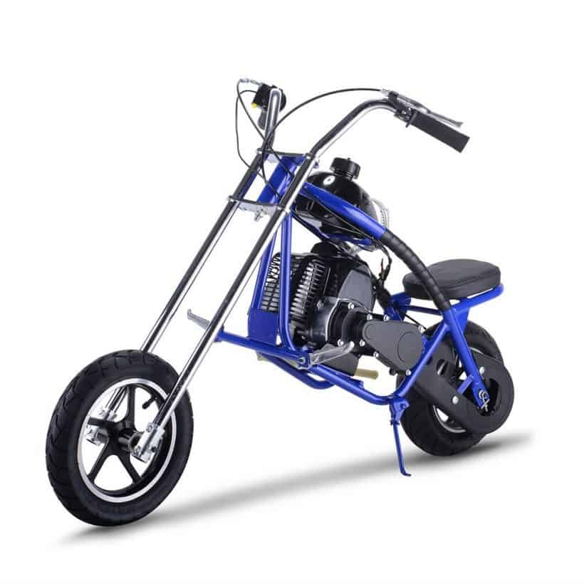Gas Powered Mini Chopper