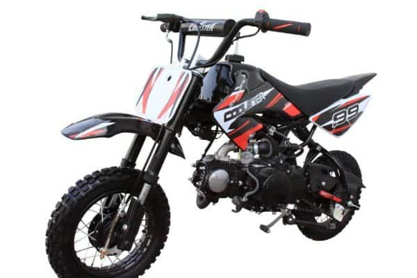 70cc Pit Bike by Coolster