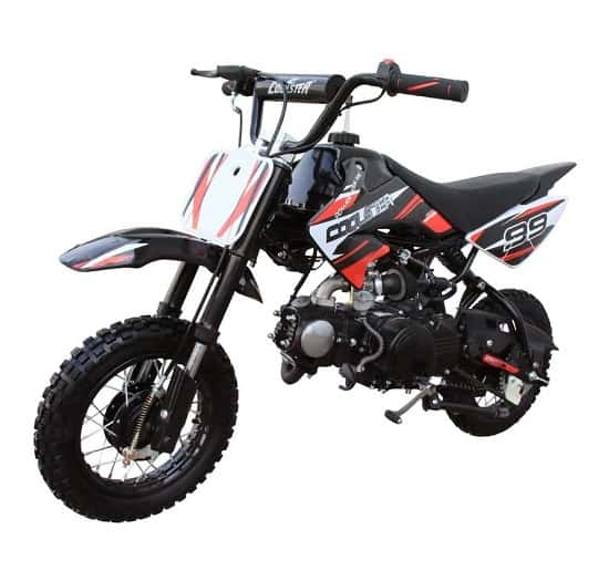 70cc Pit Bike – Coolster Gas Mini Bike