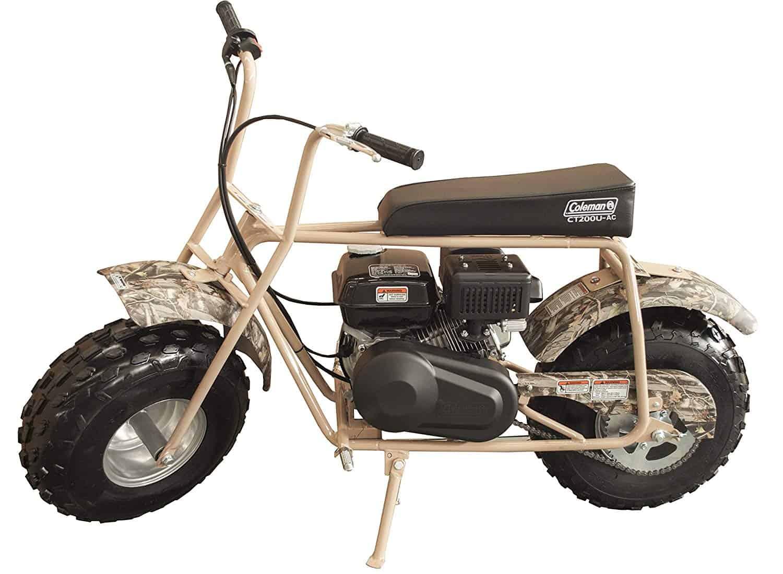 Gas Mini Dirt Bike Coleman Powersports Ct200u Wild
