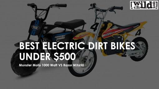 Best Electric Dirt Bikes Under 0