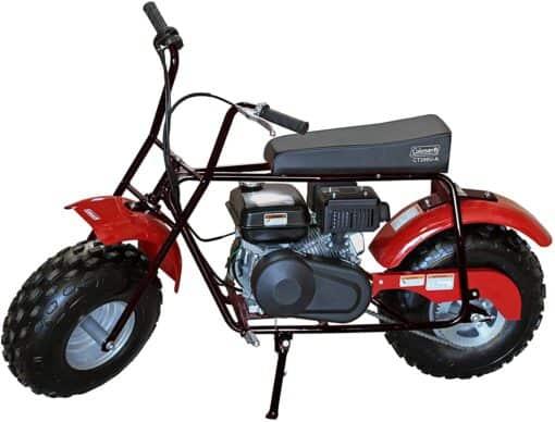 Gas Mini Dirt Bike - Coleman Powersports CT200U