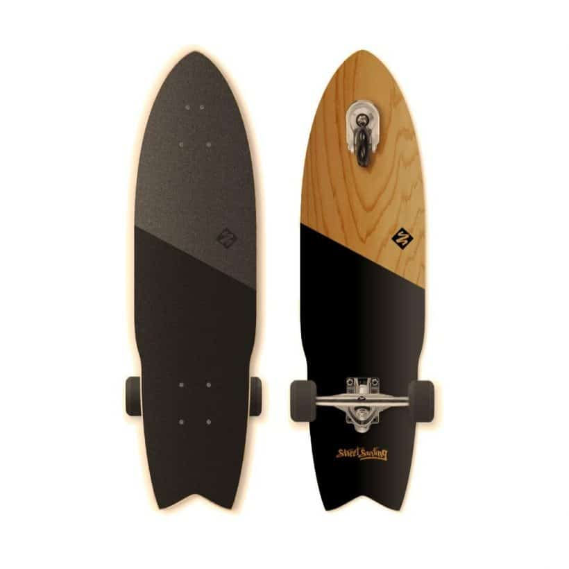 Street Surfing Longboard Casterboard Wild Child Sports