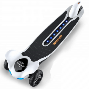 Three Wheeled Electric Skateboard - Dragon Knight H3