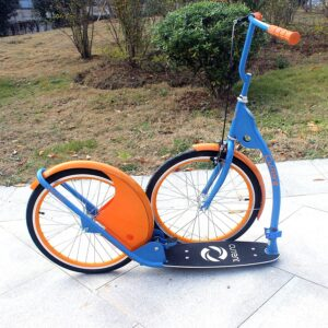 Current Coasters Foldable Kickbike Scooter