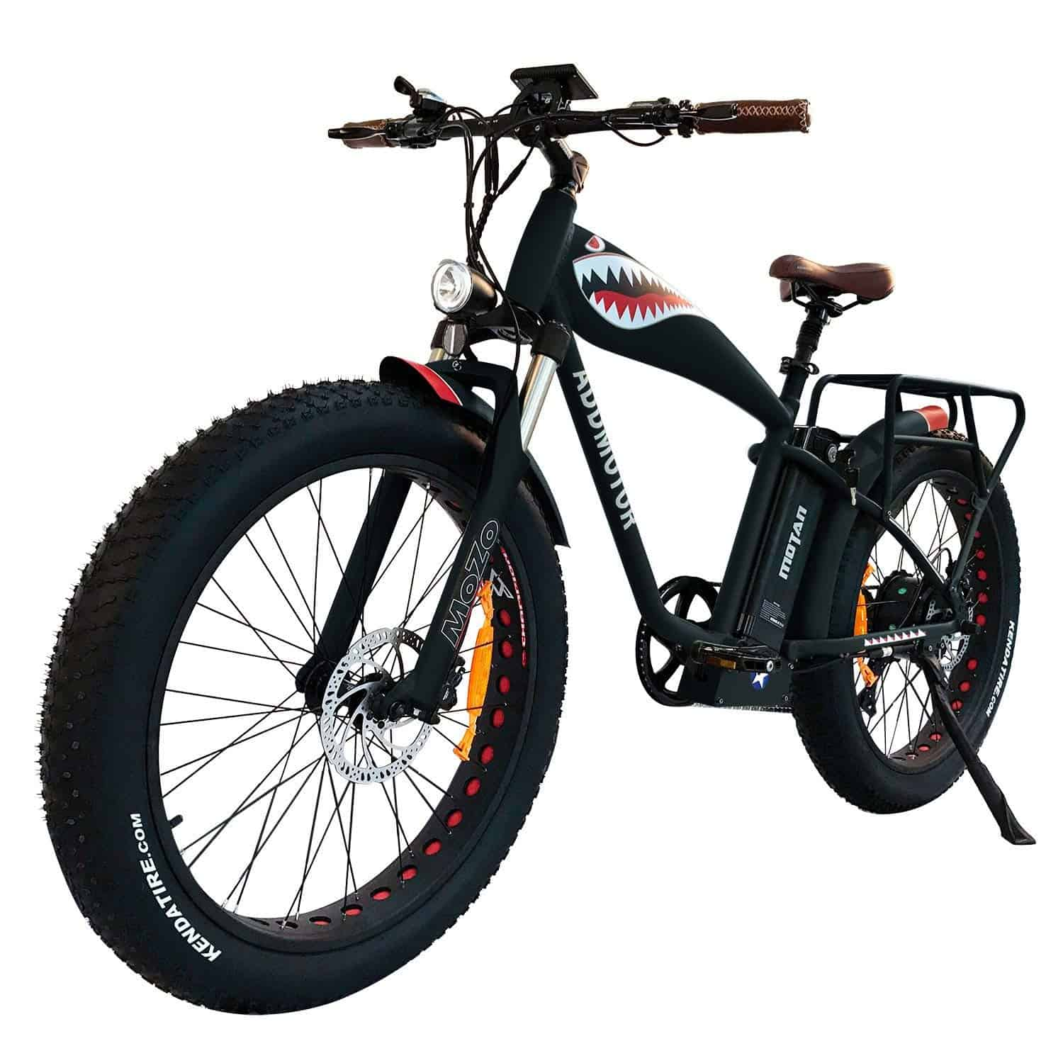 Addmotor Electric bicycle - the motan