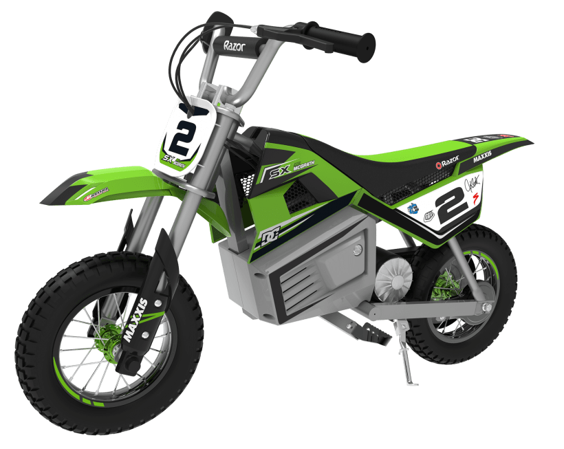 Razor SX350 Jeremy McGrath Dirt Bike