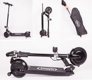 Why buy the Glion Adult Electric Dolly-Fold Scooter?