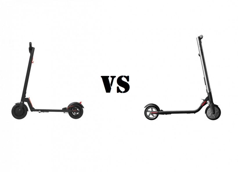 Best Foldable Electric Scooters Comparison Review