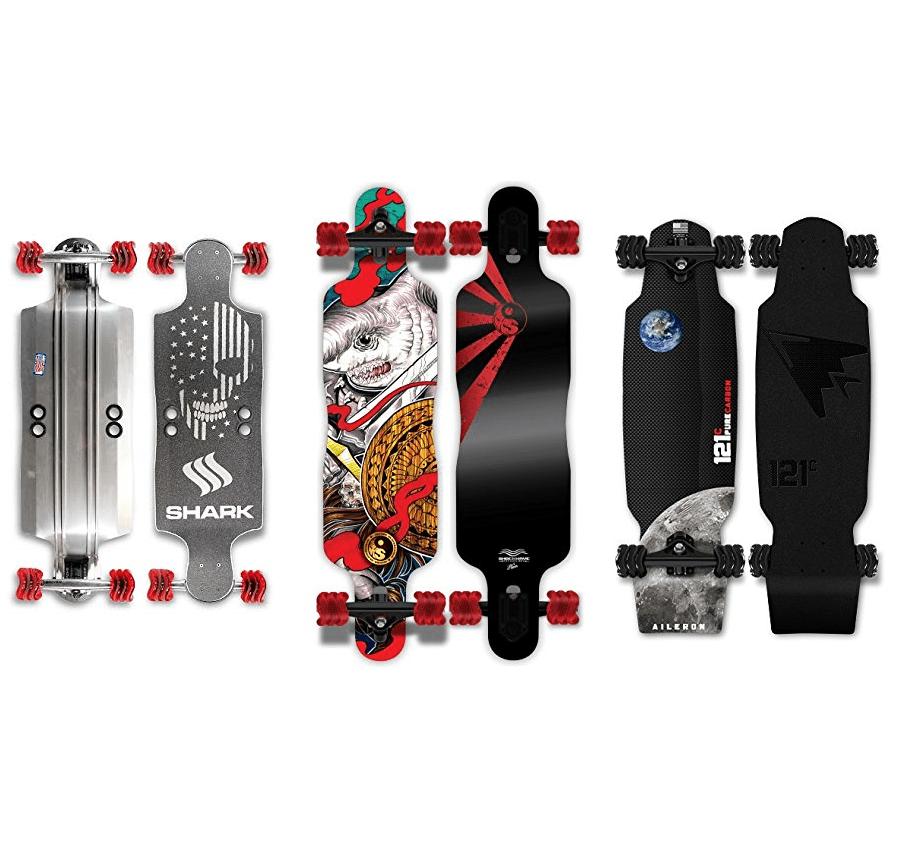 All Terrain Skateboards - Shark Wheel